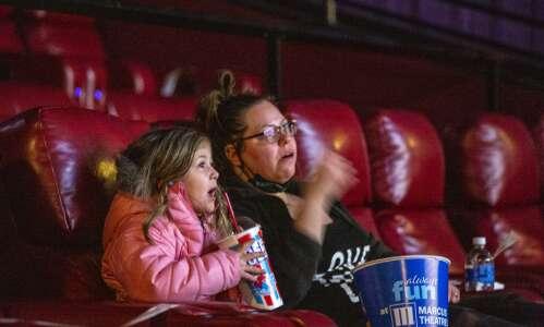 Moviegoers cautiously heading back