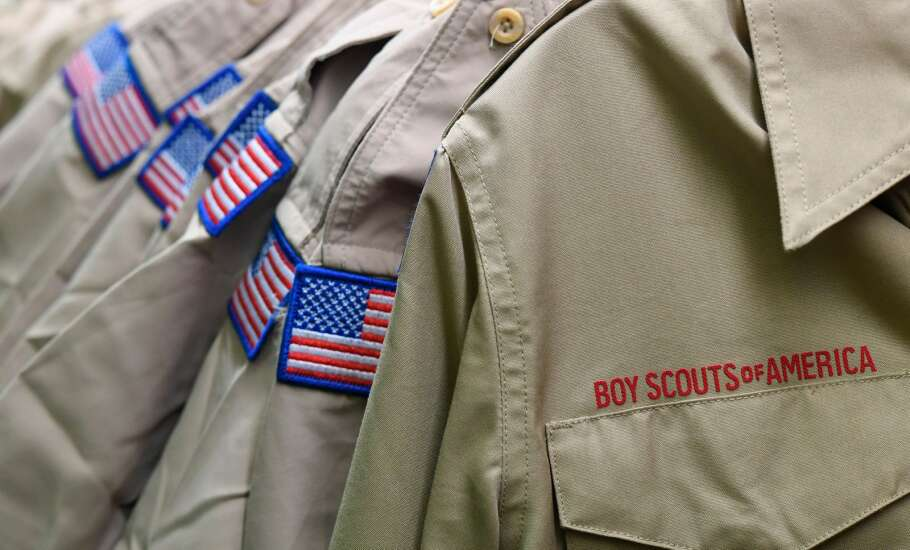 Methodist bishop asks Iowa churches to stop chartering Boy Scout troops