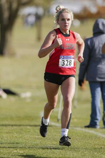 Photos: Iowa Class 1A state cross country