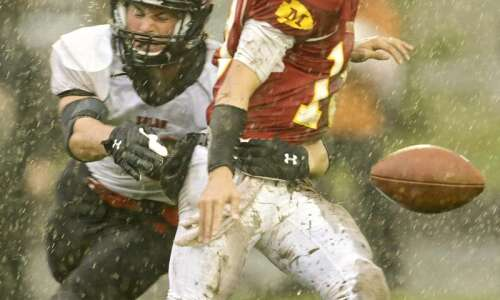 Solon blanks Marion in the mud