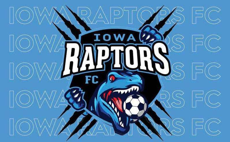 Iowa Raptors FC adds a women's soccer team to its fold