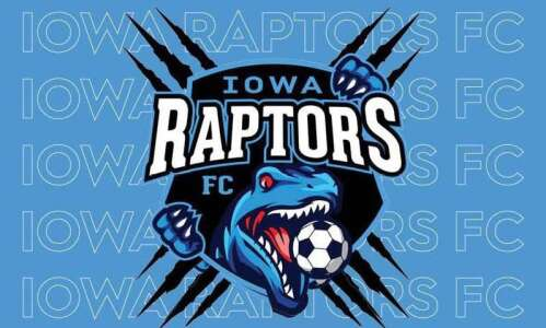 Iowa Raptors FC adds a women's soccer team to its…