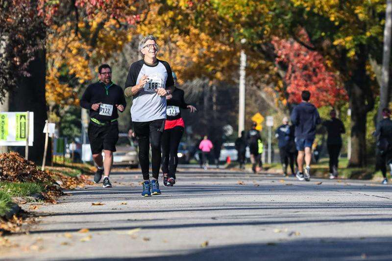 Photos from Run for the Schools races in Iowa City Sunday