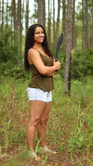 After getting 'Naked and Afraid' Cedar Rapids mom learns to never bet against herself again