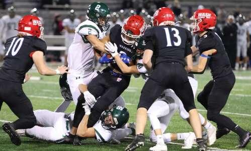 Photos: Pella vs. Cedar Rapids Washington football