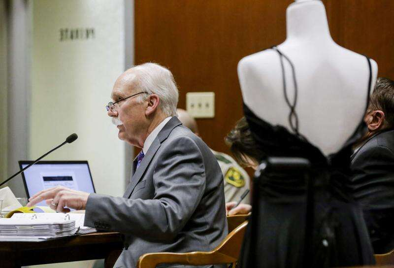 Photos: Jerry Burns Murder Trial on Friday