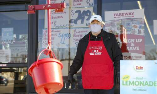 Salvation Army needs bell ringers and donors. Here's how you…