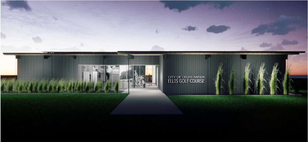 Cedar Rapids officials hope new Ellis Golf Course Clubhouse will be 'economic development driver'