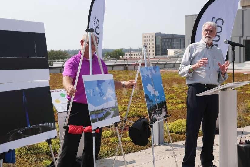 $20 million ConnectCR project to build pedestrian bridge, transform Cedar Lake to break ground this fall