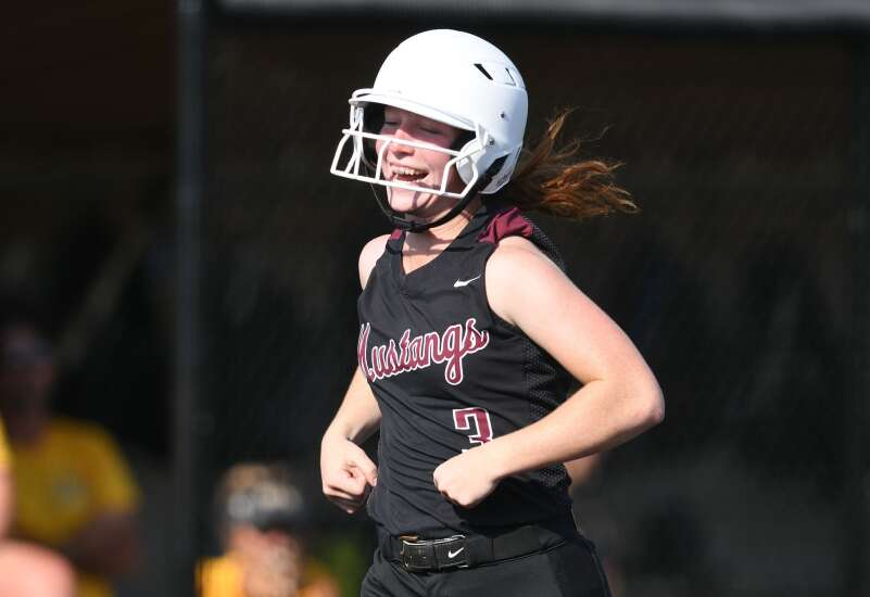 No. 2 Mount Vernon passes first regional softball test