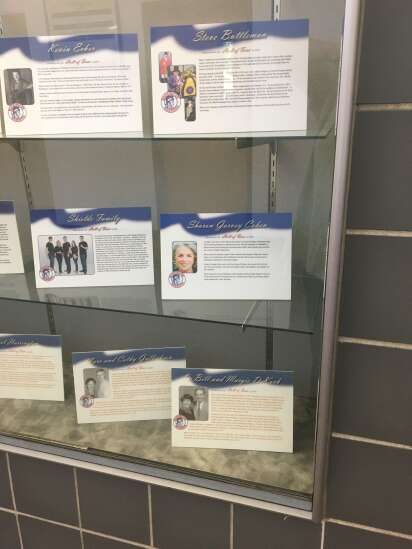 Washington High School inducts new members to Performing Arts Hall of Fame