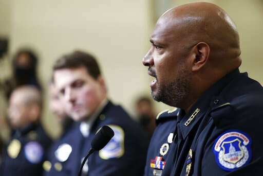 'This is how I'm going to die': Officers tell Jan. 6 stories