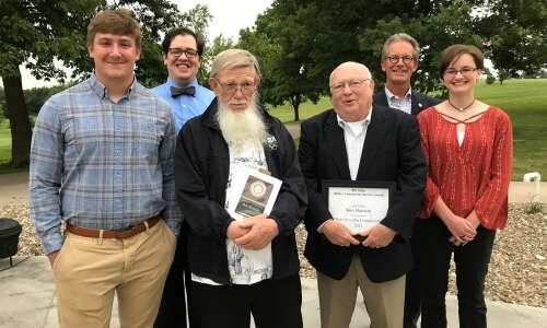 Washington Rotary Club gives awards
