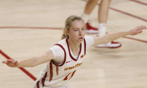 Iowa State women's basketball takes out frustration in 92-73 win…