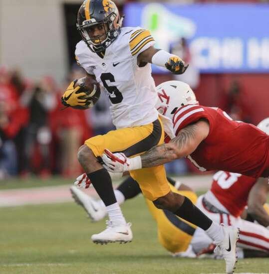 Iowa football Game Report: Hawkeyes 56, Nebraska Cornhuskers 14