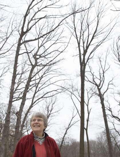 Iowa City ecologist's memoir touches on climate change