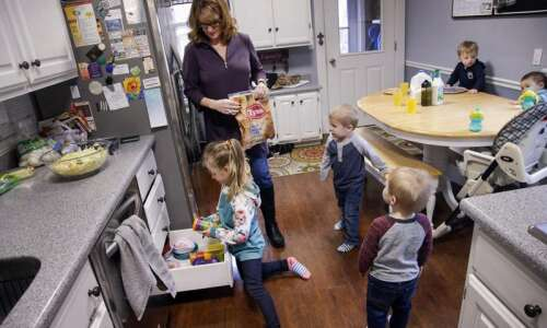 Child care grants, tax credits win bipartisan approval by Iowa…