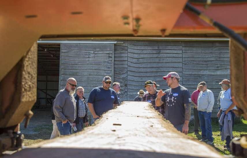 More than mulch: Fallen trees become urban lumber