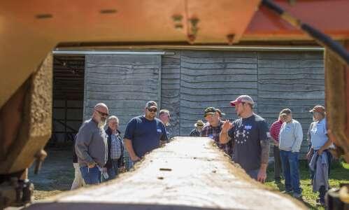 Turn fallen trees into boards, not mulch