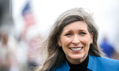 Ernst does not rule out another GOP blocking of a…