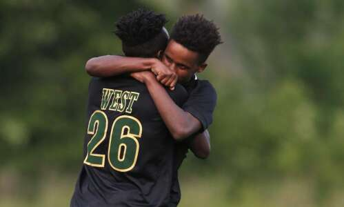 Iowa City West boys' soccer surges into 3A state final…