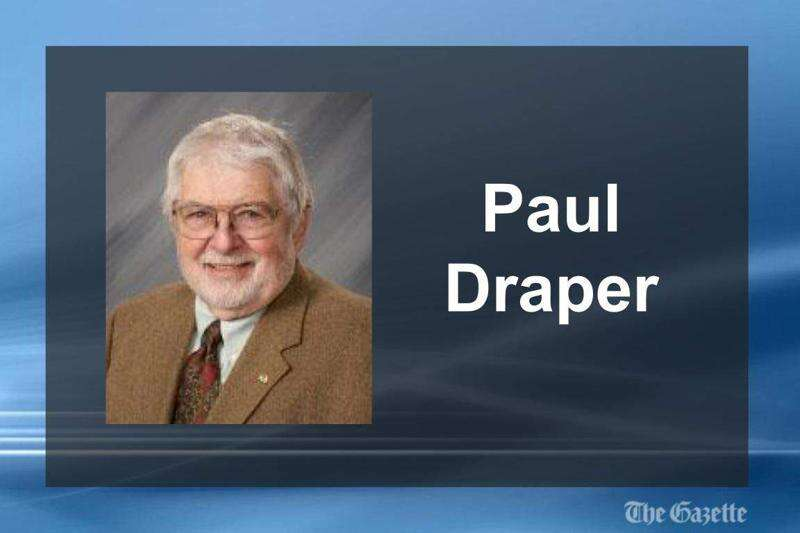 Marion City Council member Paul Draper dies