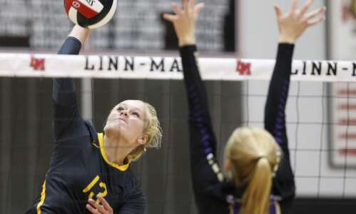 Volleyball conference-tournament week is in full swing