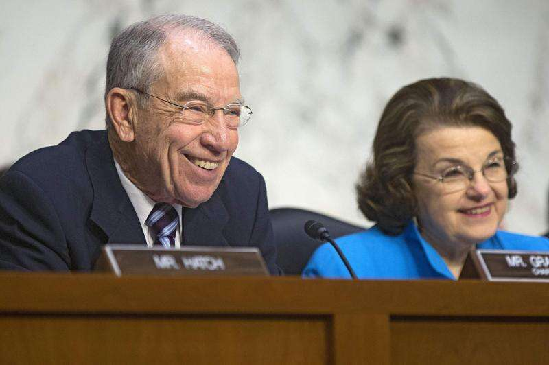 While impeachment swirls, Chuck Grassley focused on drug prices