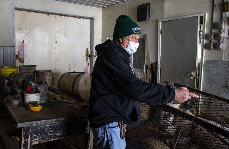 Iowa farm bankruptcies up 26 percent in 2020