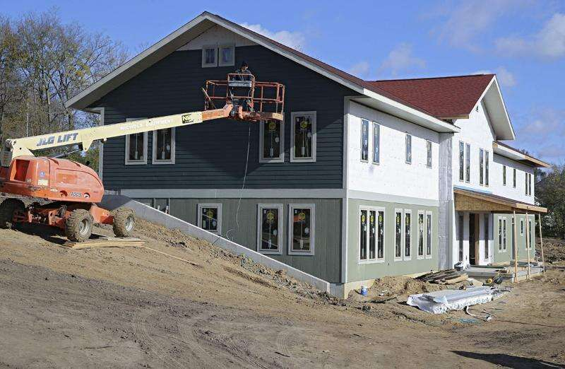 Iowa City boasts state's first cohousing development