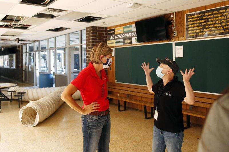 Gov. Kim Reynolds: Derecho showcased strength of character that makes Iowans special