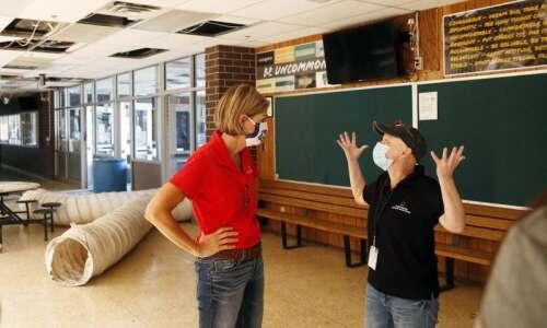 Reynolds: Derecho showcased Iowans' strength of character