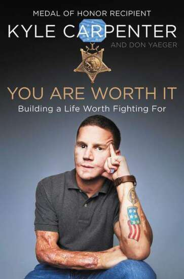 book review | 'You Are Worth It: Building a Life Worth Fighting For'