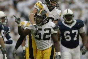 Pieces from the Past: Iowa's 6-4 football win at Penn State in 2004 capped emotional week for Ferentz and family