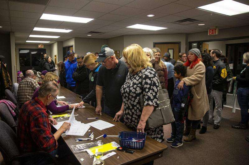 In Nevada, a last-minute scramble to make tech work to prevent repeat of Iowa Caucus problems