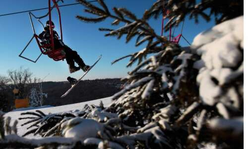 Downhill ski resorts booming during COVID-19, with safety precautions