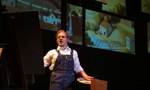 REVIEW: Premiere works capture Grant Wood's strokes of genius
