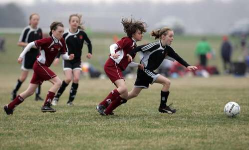 Finding a middle ground with young athletes