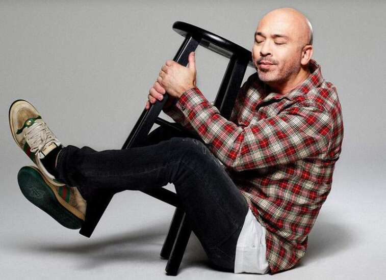 Tickets on sale Friday for comedian Jo Koy at Xtream Arena in Coralville
