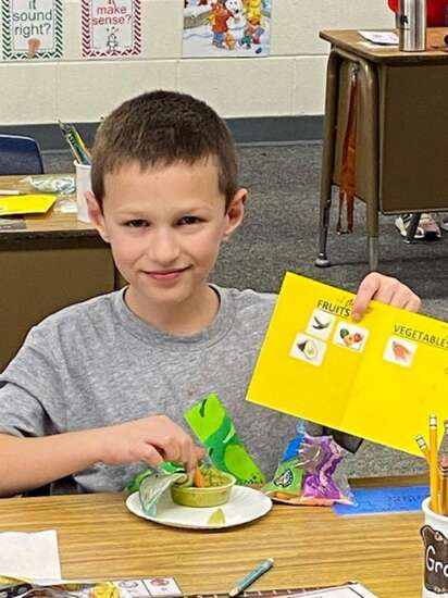 Elementary schools learn to 'Pick a Better Snack'