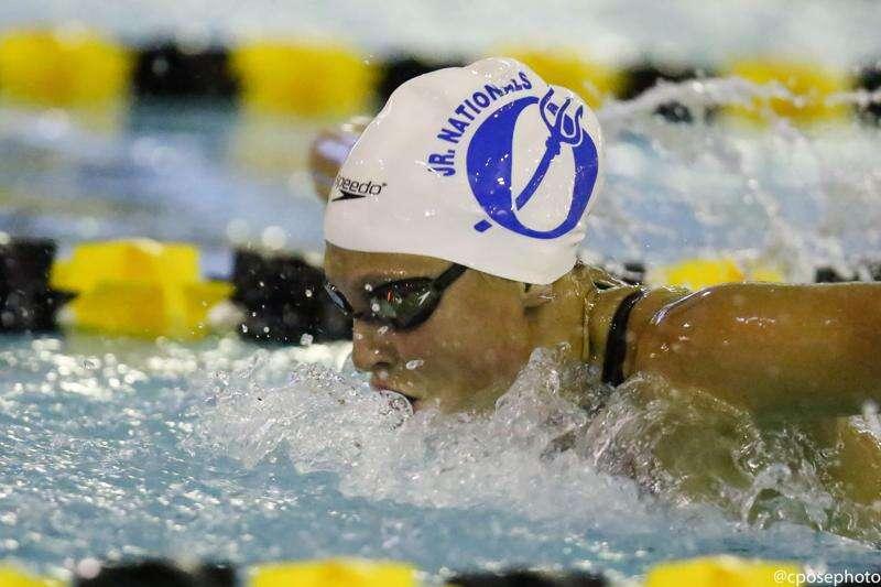 Iowa City's Forrest Frazier, Scarlet Martin rank among world's best swimmers