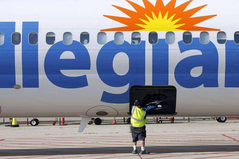 Allegiant flight makes emergency landing in Cedar Rapids