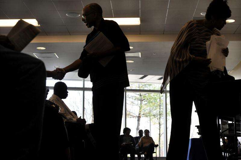 U.S. jobless claims hit a pandemic low