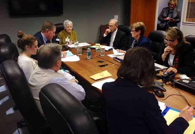 Regents scold University of Iowa president Mason for poor communication