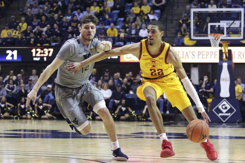 Iowa State men's basketball trying to emulate West Virginia's resurgence