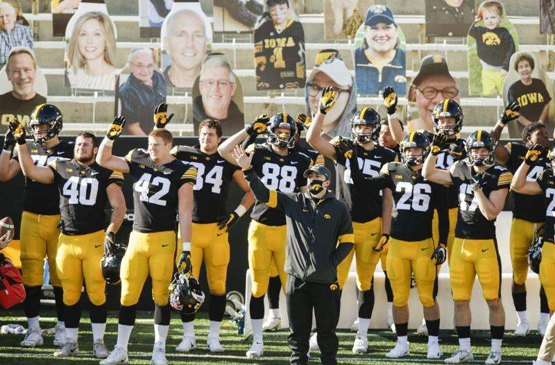 No bowl game for Iowa football, as Music City Bowl is canceled