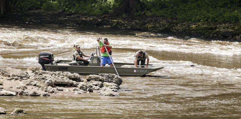 Body found in Cedar River near Palisades where boater went missing