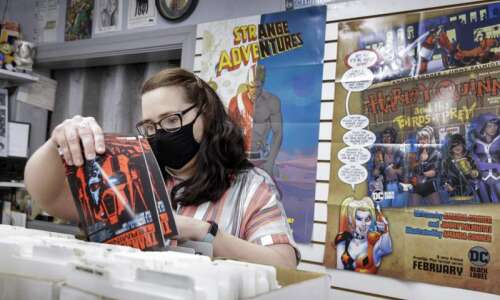 Alter Ego Comics reopens to altered landscape in Marion