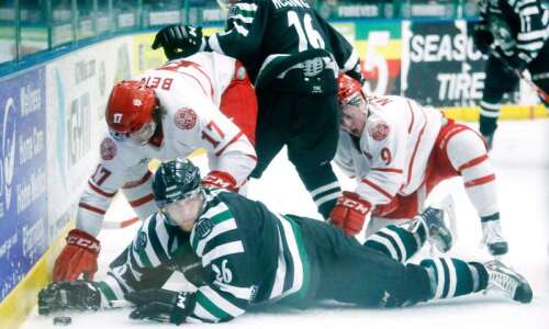 RoughRiders on verge of elimination after Game 2 loss to…