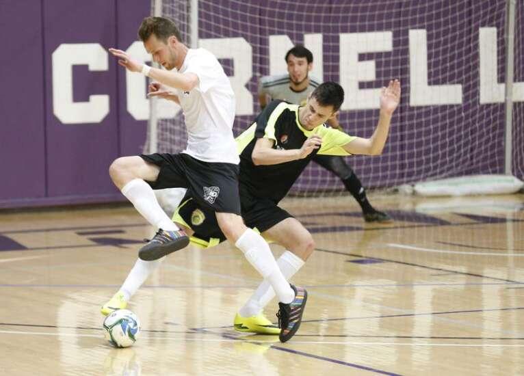 Former Cedar Rapids Rampage player Bobby Hurwitz unveils high school futsal league